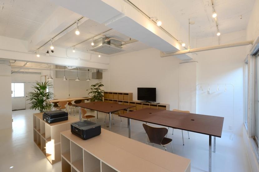 若竹ビル の シェアオフィス | coworking space in 5th Avenueの部屋 オフィススペース