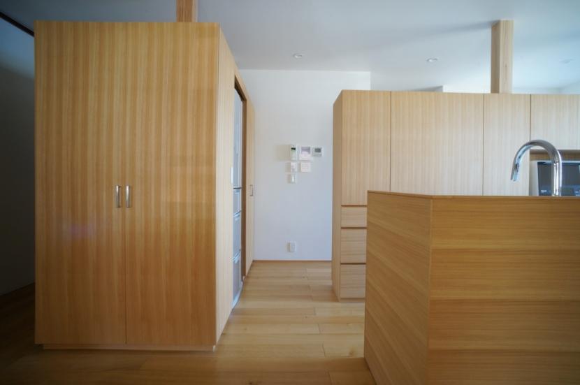 U邸リフォームの部屋 キッチン