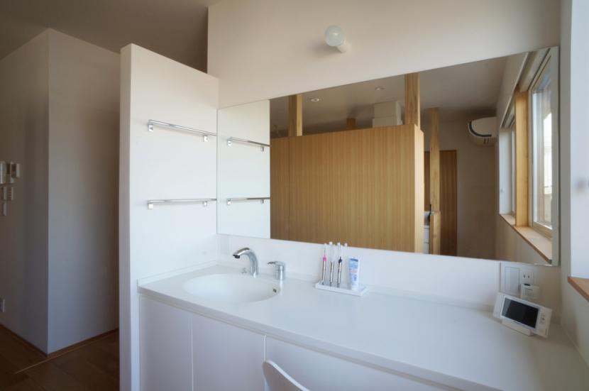 U邸リフォームの部屋 洗面所