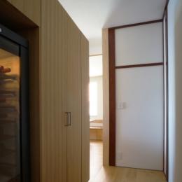U邸リフォーム (廊下)