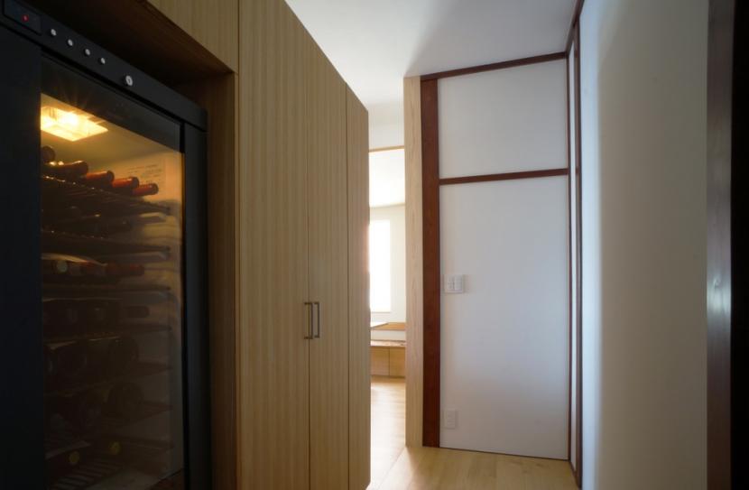 U邸リフォームの部屋 廊下