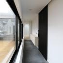 オウチ15・静岡の二世帯住宅の写真 玄関土間