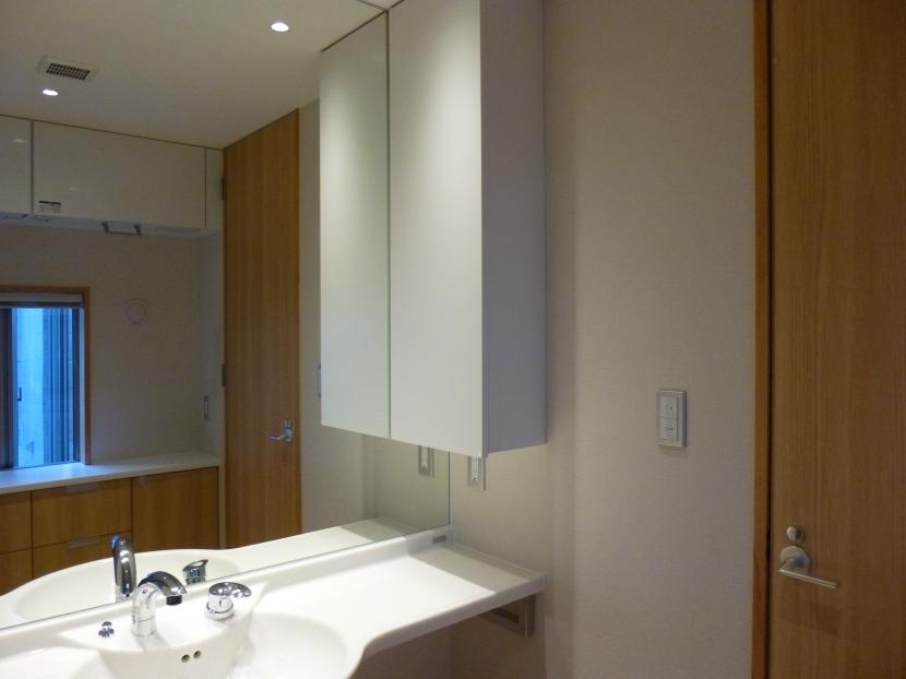 秦野市の住宅の部屋 洗面室