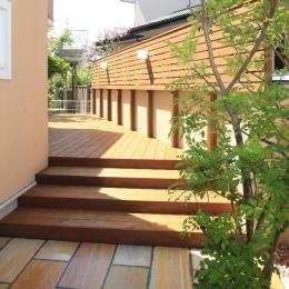 横浜市M邸:リ・ガーデン