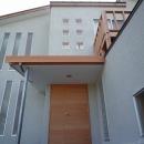 銚子の家の写真 ピーラーのオリジナル玄関ドア