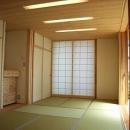 坪井町の家の写真 9帖の和室