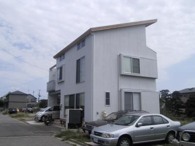 船橋S邸 (南側外観)