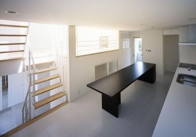 奥沢の家~ルーフガーデンの家 (DK1)
