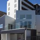 山崎直樹の住宅事例「花畑の家」