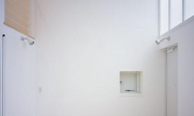 東大和の家~3層の家 (書斎)