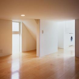 東大和の家~3層の家 (床下収納)