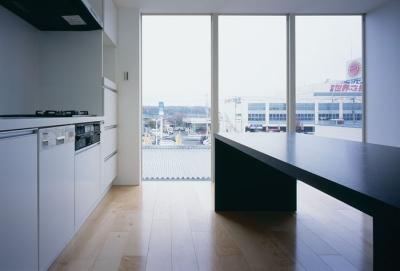 DK1 (東大和の家~3層の家)