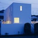白井の家Ⅱ~東西庭の家の写真 外観2