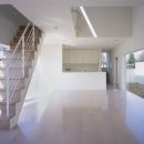 白井の家Ⅱ~東西庭の家の写真 LDK1