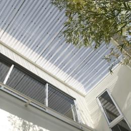 建築家 森 信人の住宅事例「善福寺の家~インナーガーデンの家」
