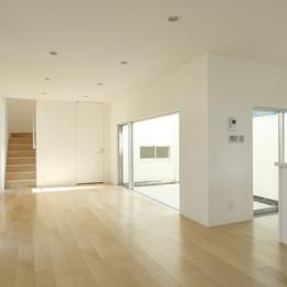 善福寺の家~インナーガーデンの家