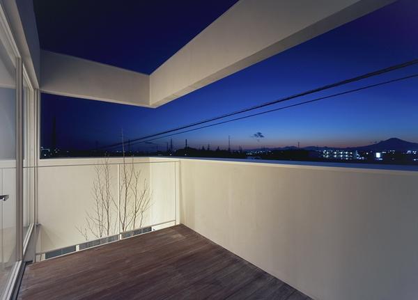 建築家:森 信人「泉区の家~舞い降りた家」