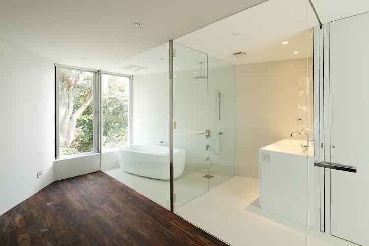 Le49の部屋 ベットルーム・浴室