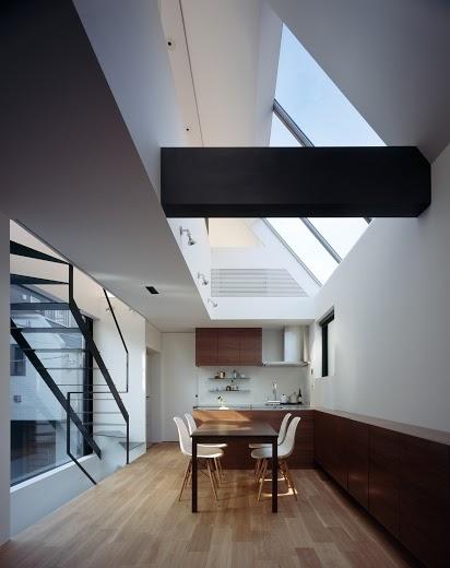 建築家:黒崎敏「BRUN」