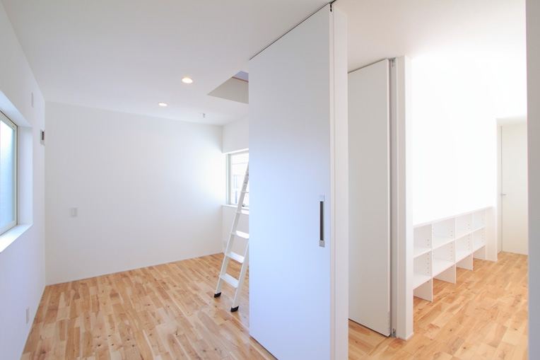 White Prismの部屋 多機能部屋
