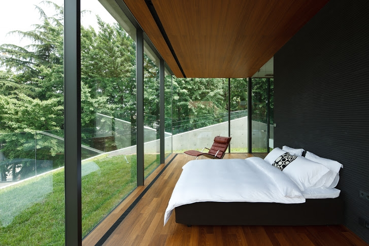 SBD25の部屋 寝室