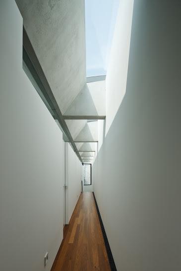 SBD25の部屋 廊下