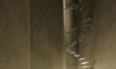 SBD25 (外部階段)