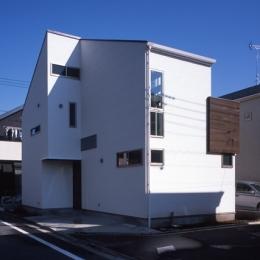 Asian house (外観)