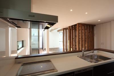 Asian house (キッチン)
