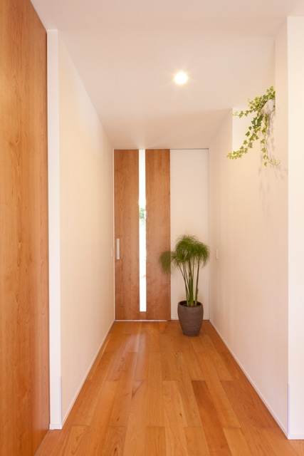 Natural Lifeの部屋 廊下