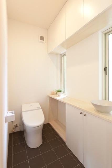Natural Lifeの部屋 トイレ