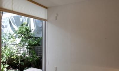シンプルラグジュアリー 碧い屋根の家 (和室)