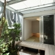 シンプルラグジュアリー 碧い屋根の家