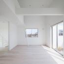 波紋の家 寝室