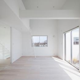 波紋の家 (波紋の家 寝室)