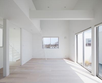 波紋の家 寝室 (波紋の家)