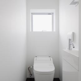 波紋の家 トイレ