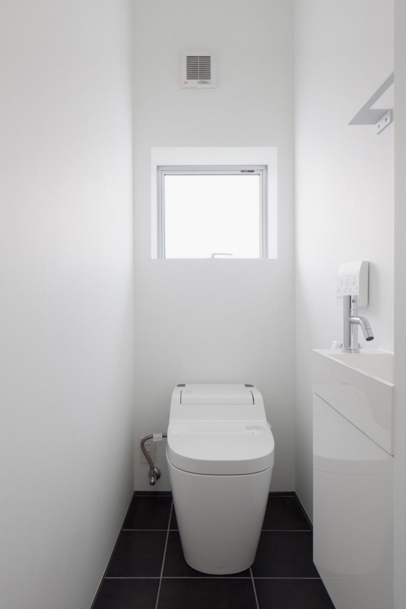 波紋の家の写真 波紋の家 トイレ