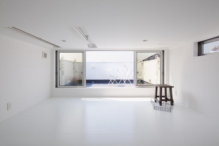 波紋の家の部屋 波紋の家 寝室