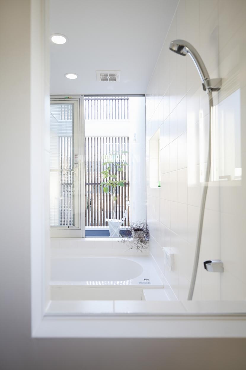いわでの家の部屋 いわでの家 浴室