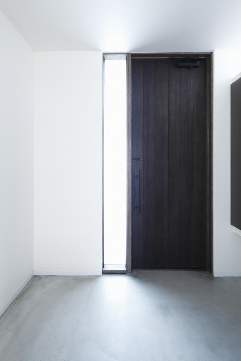 苅間の家の部屋 苅間の家 玄関