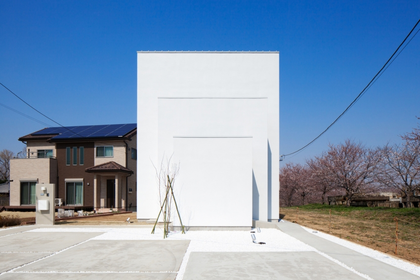 波紋の家 外観 (波紋の家)