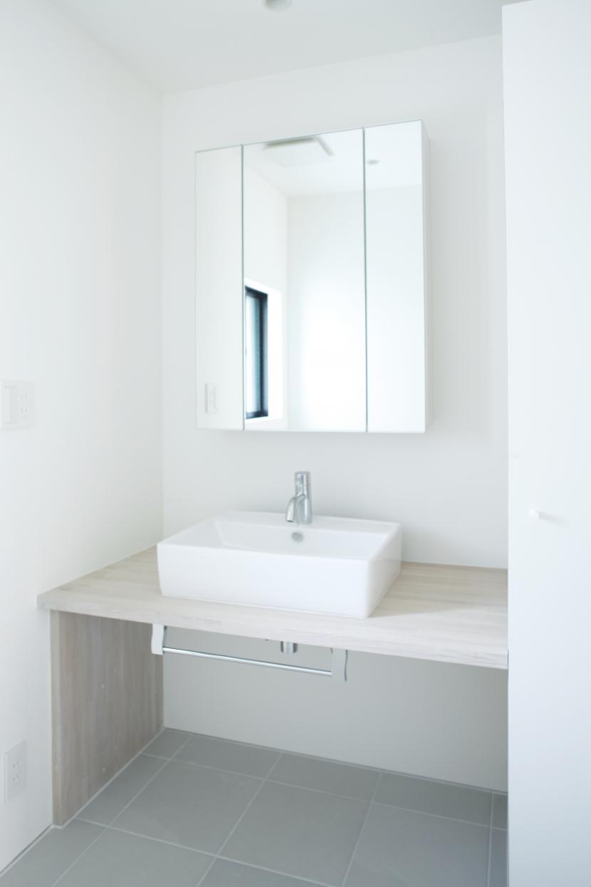荻窪のリノベーションの写真 荻窪のリノベーション 洗面所
