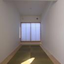 斜め窓の家 OUCHI-06の写真 和室