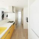 高津の家 キッチン