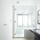 高津の家 洗面所