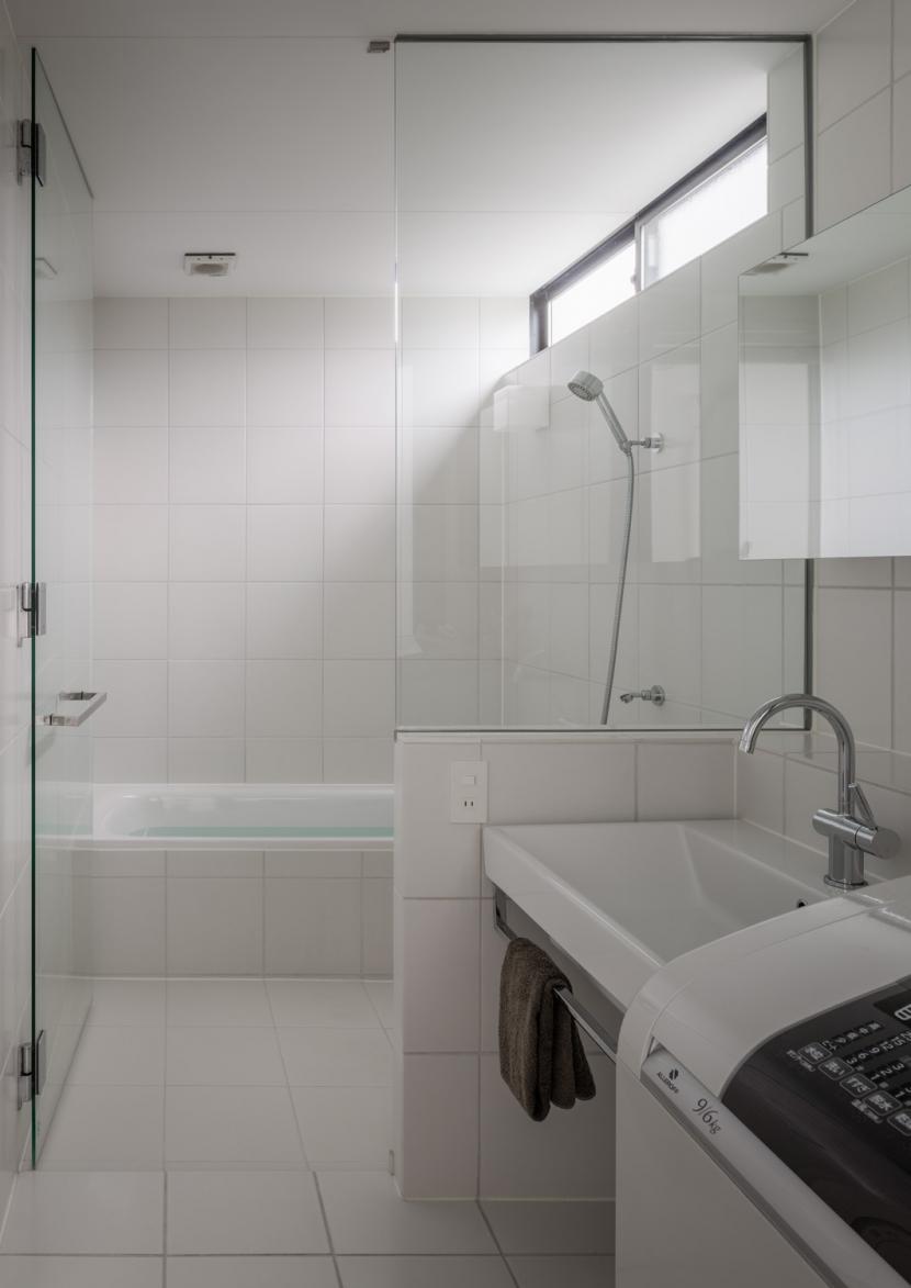 へたのの家の部屋 へたのの家 洗面所