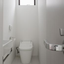 へたのの家 トイレ