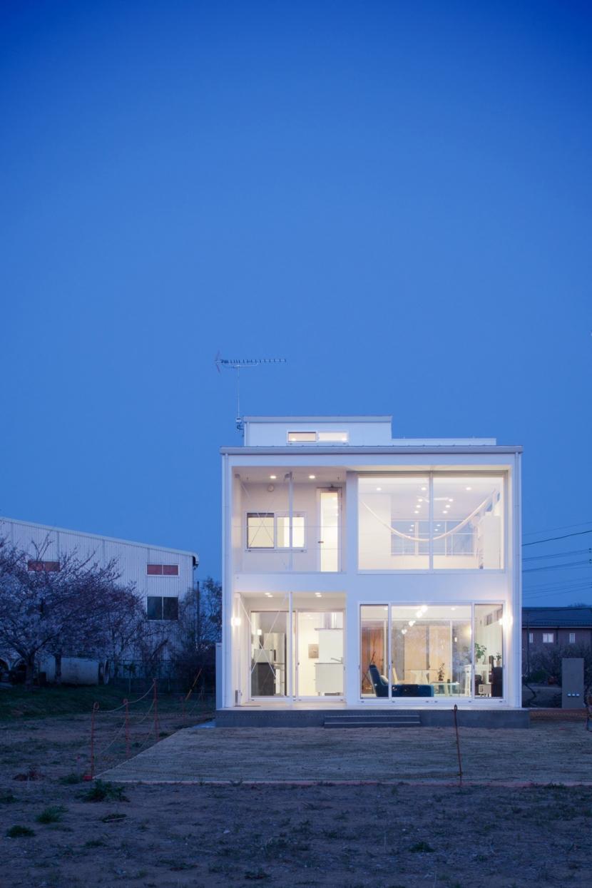 波紋の家の写真 波紋の家 外観