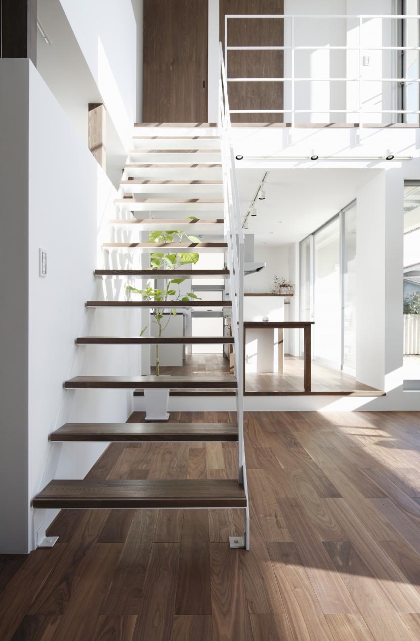 いわでの家の部屋 いわでの家 階段